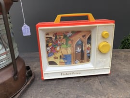 Fisher-price tv Frans talig