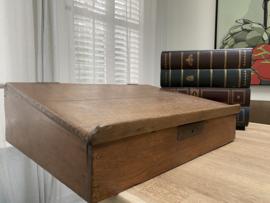 Antiek bureau tafelmodel