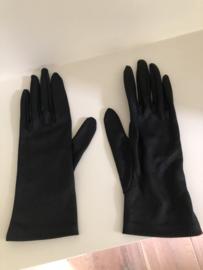 mooi zijden dames handschoen omstreeks 1930