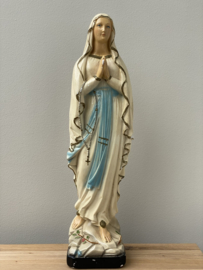 Prachtig antiek beeld Maria Italy