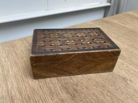 Antieke sigarendoos  uit Frankrijk