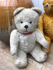 antieke beer met stro