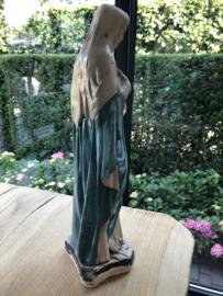Mooi  Brocant beeld van Maria