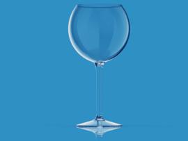 Gin tonic glas los