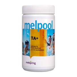 melpool Ta+ alkaliniteit verhoger