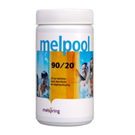 melpool chloortabs 90/20