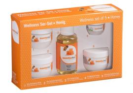Sauna pakket honing