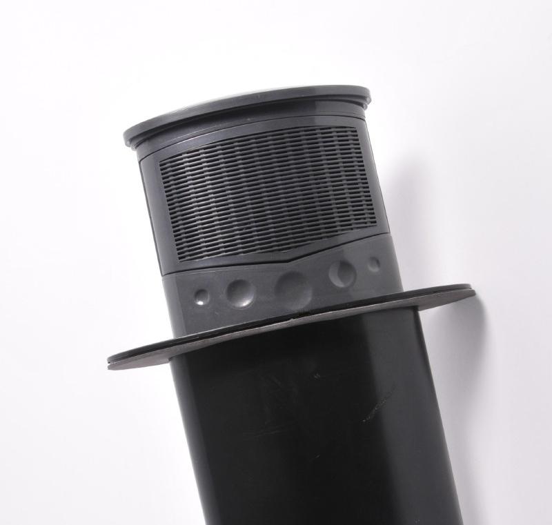 Ovale speaker Grijs