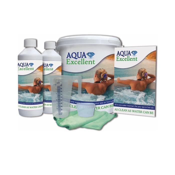 Aqua Excellent Jacuzzi