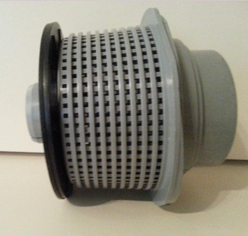 Filter mandje