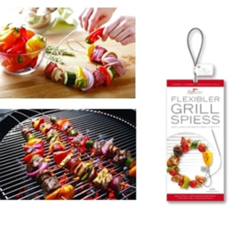 Fire Wire flexible grillspies
