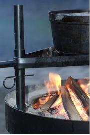 Workshop Avontuurlijk Buiten Koken op Houtvuur 1 Augustus 2020