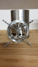 WoodGas stove HB4