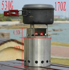 WoodGas Stove HB1