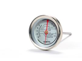 BBQ vleesthermometer RVS