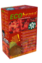 Ecobrasa Briketten 10kg
