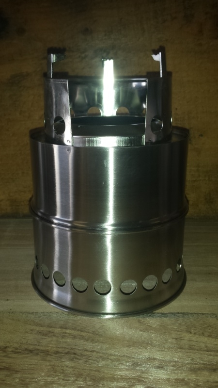 WoodGas Stove HB3