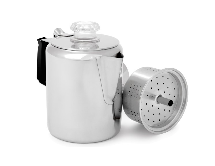 GSI 9 kops Koffie Percolator
