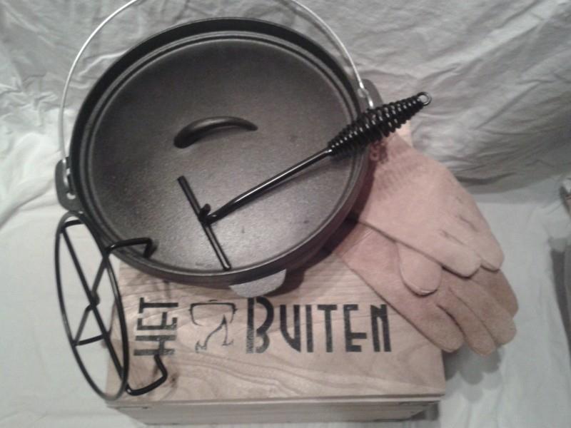 Dutch Oven Starterset 9qt