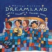 Geen boek dit keer maar een leuke cd: Dreamland