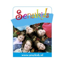 Werkboek pakket Sensikids cursussen