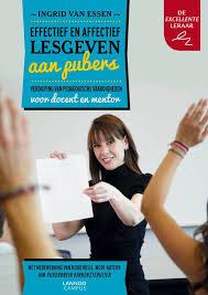Effectief en affectief les geven aan pubers