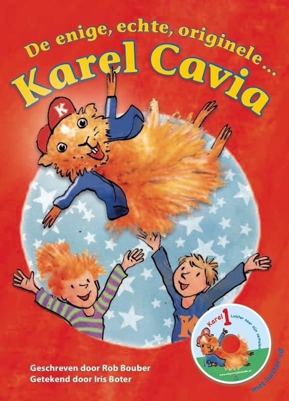 Karel Cavia, de enige, echte, originele.... Deel 1