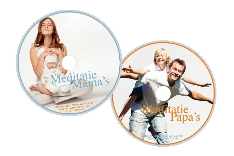 Meditatie cd voor papa's en mama's