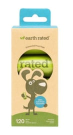 Earth Rated - Geurloze poepzakjes