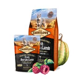 Carnilove Ostrich & Lamb kleine rassen