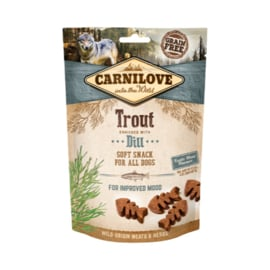 Carnilove Soft Trout & Dill 200 gram