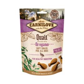 Carnilove Soft Quail & Oregano 200 gram