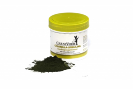 Carnivoer Fyto- Supplement Chlorella- Spirulina 80 gram