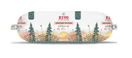 KIVO gestoomde kip & zalm 600 gram