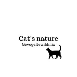 Cat's Nature gevogelte wildmix 200 gram