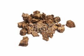 Carnivoer Konijnvleesblokjes 200 gram