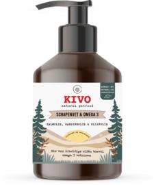 KIVO Schapenvetolie en omega 3   500 ml