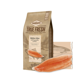 Carnilove True Fresh - Verse vis met kikkererwten en appels