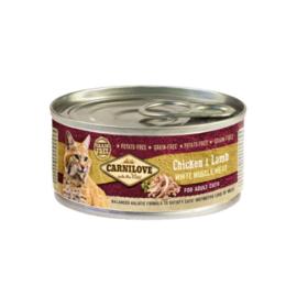 Carnilove Chicken & Lamb 100 gram