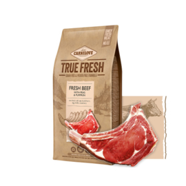 Carnilove True Fresh - Rundvlees met erwten en pompoen
