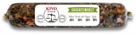 KIVO groenteworst 250 gram - Diepgevroren
