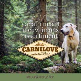 Nieuw! Vanaf 1 maart: Carnilove
