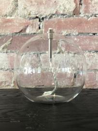 Olielamp glas bol 13 cm