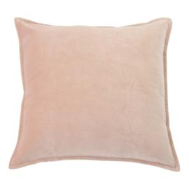 Kussen Velvet Dusty Pink