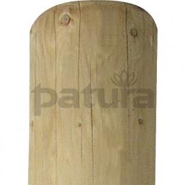 houten paal diam. 10-12 cm