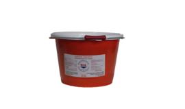 Koper Vit emmer 20 kg (gegoten)
