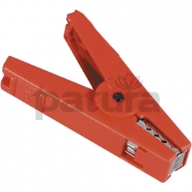 631.253 batterijklem rood