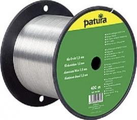 631.206 aluminiumdraad 1,8 mm 400mtr. rol