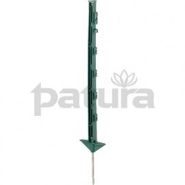 631.152 kunstofpaal groen 73 cm verp. 10 st