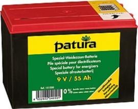 631.104 speciale batterij 9V 55ah, 90ah en 130ah.